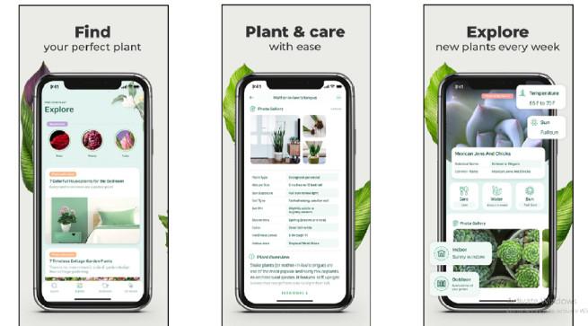 plants app