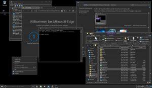 Windows 10 Dark Theme: GreyEve Theme