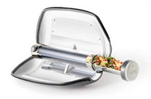 Solar-Powered Camping Cooker
