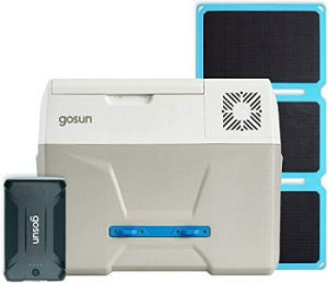 Solar-Powered Cool Box