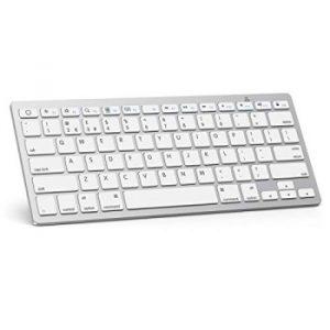 OMOTON Ultra-Slim Keyboard