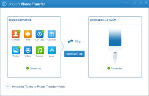 Jihosoft Phone Transfer