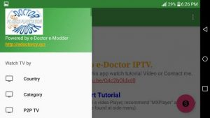 eDoctor IPTV App