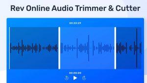 Rev Audio Trimmer & Cutter